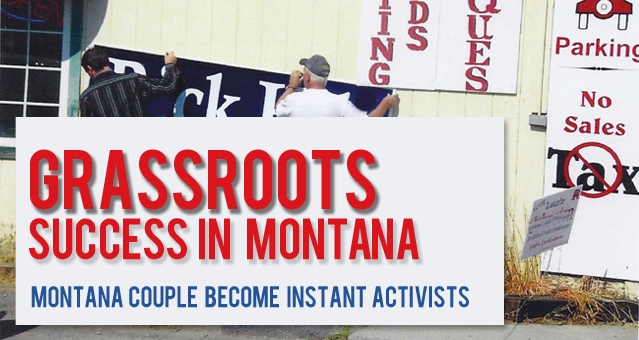 Grassroots Success in Montana