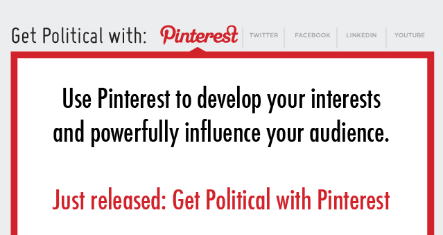Get Political With Pinterest