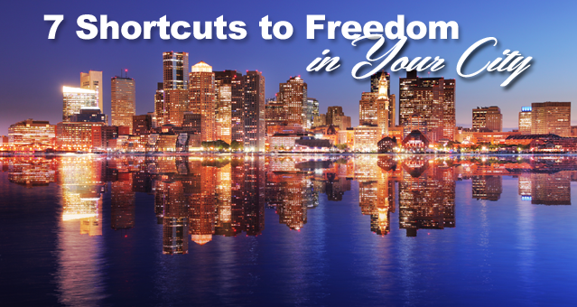7 Shortcuts to Freedom: Local Conservative Activism