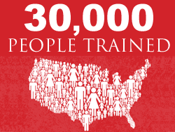 American Majority trains 30K