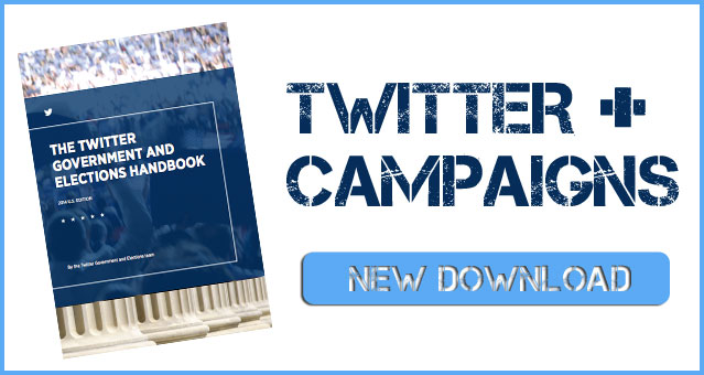 The Twitter Government and Elections Handbook