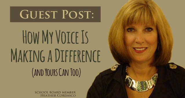how my voice is making a difference