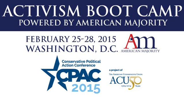 activism bootcamp cpac