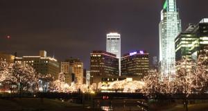 Omaha City Lights