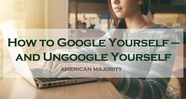 google-yourself