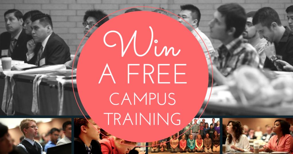 Win a Free American Majority Campus Training