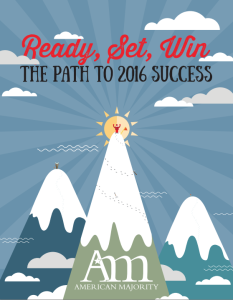 The Path to 2016 Success