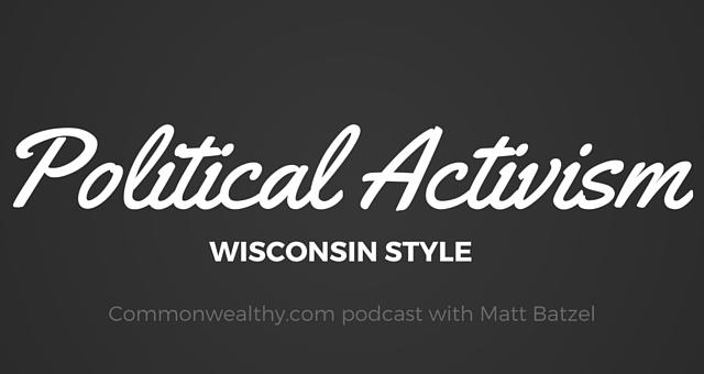 Political Activism Wisconsin Style Matt Batzel
