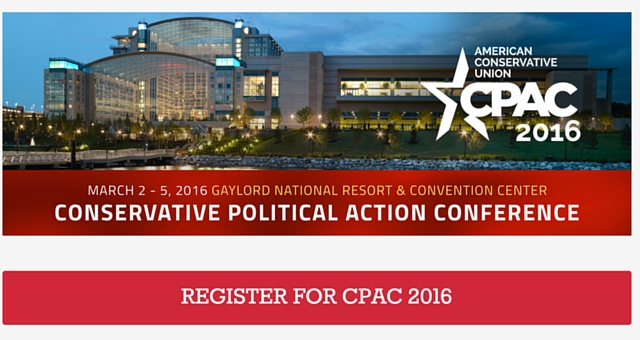 CPAC2016 Activism Boot Camp Powered by American Majority