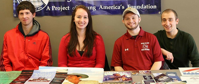 Student Re-Inspires Conservative College Classmates in Wisconsin