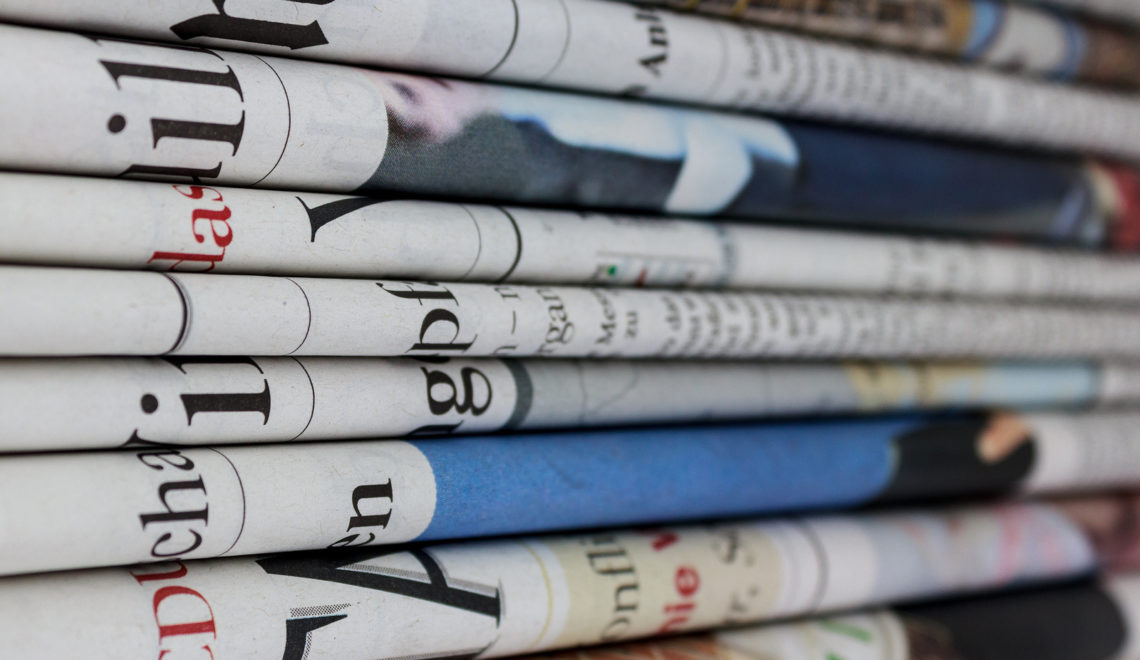 Make your voice heard: How students can use campus newspapers to voice their values.