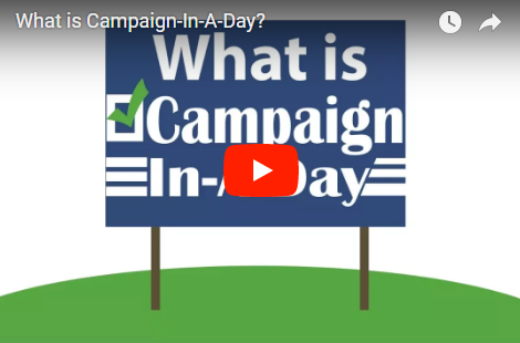 What you can expect from Campaign-in-a-Day with American Majority
